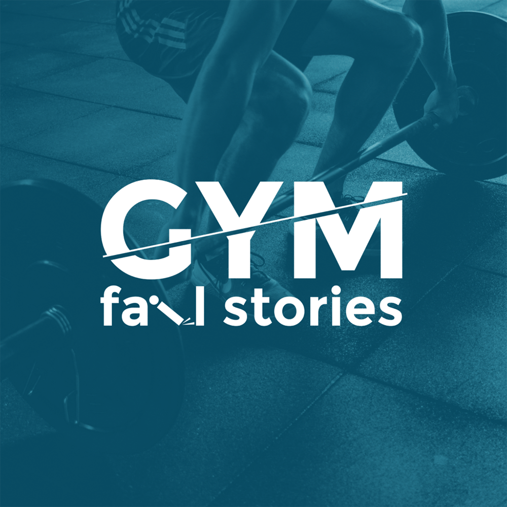 Logo Design Case Study For Gym Fail Stories