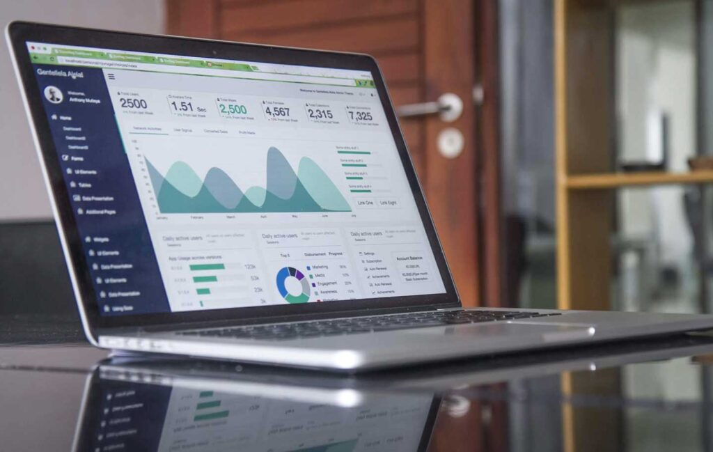 website analytics and reporting